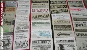 Periódicos Anarquistas