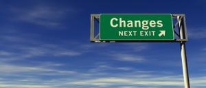 Cambiar de camino