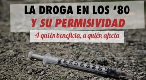 Droga y su permisividad